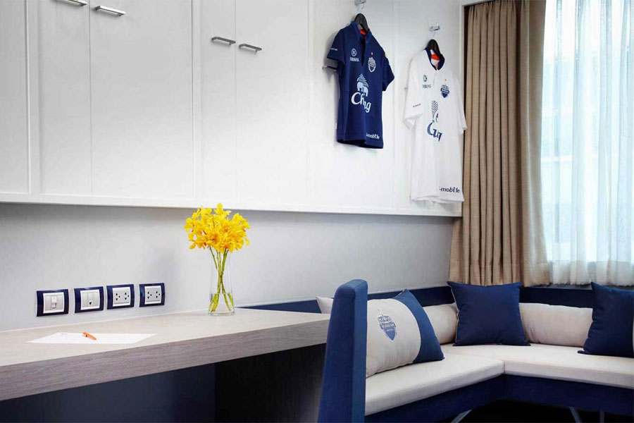 Staycation Package - Amari Buriram United