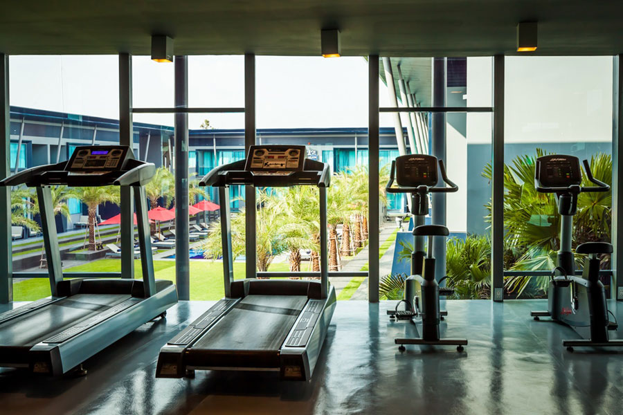 Fitness centre - Amari Buriram United