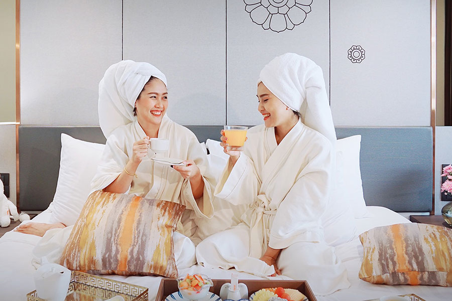 Rest and Relaxation Package - 曼谷阿瑪瑞廊曼機場酒店