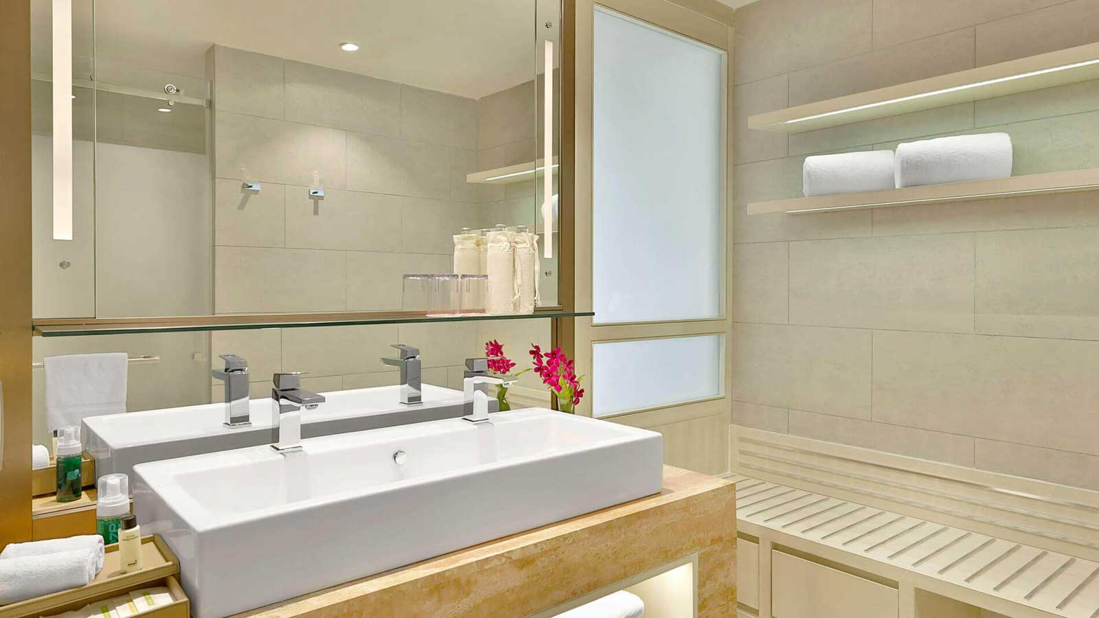 Bathroom in Deluxe Ocean View