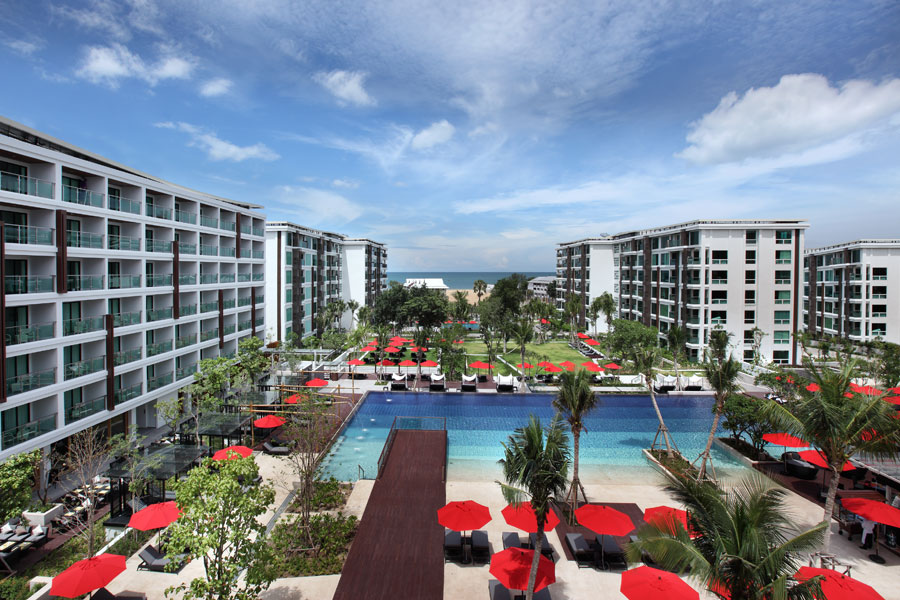 Swimming pool - Amari Hua Hin