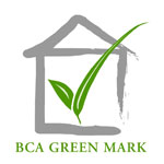 Green Mark Gold Award at the BCA Awards 2018