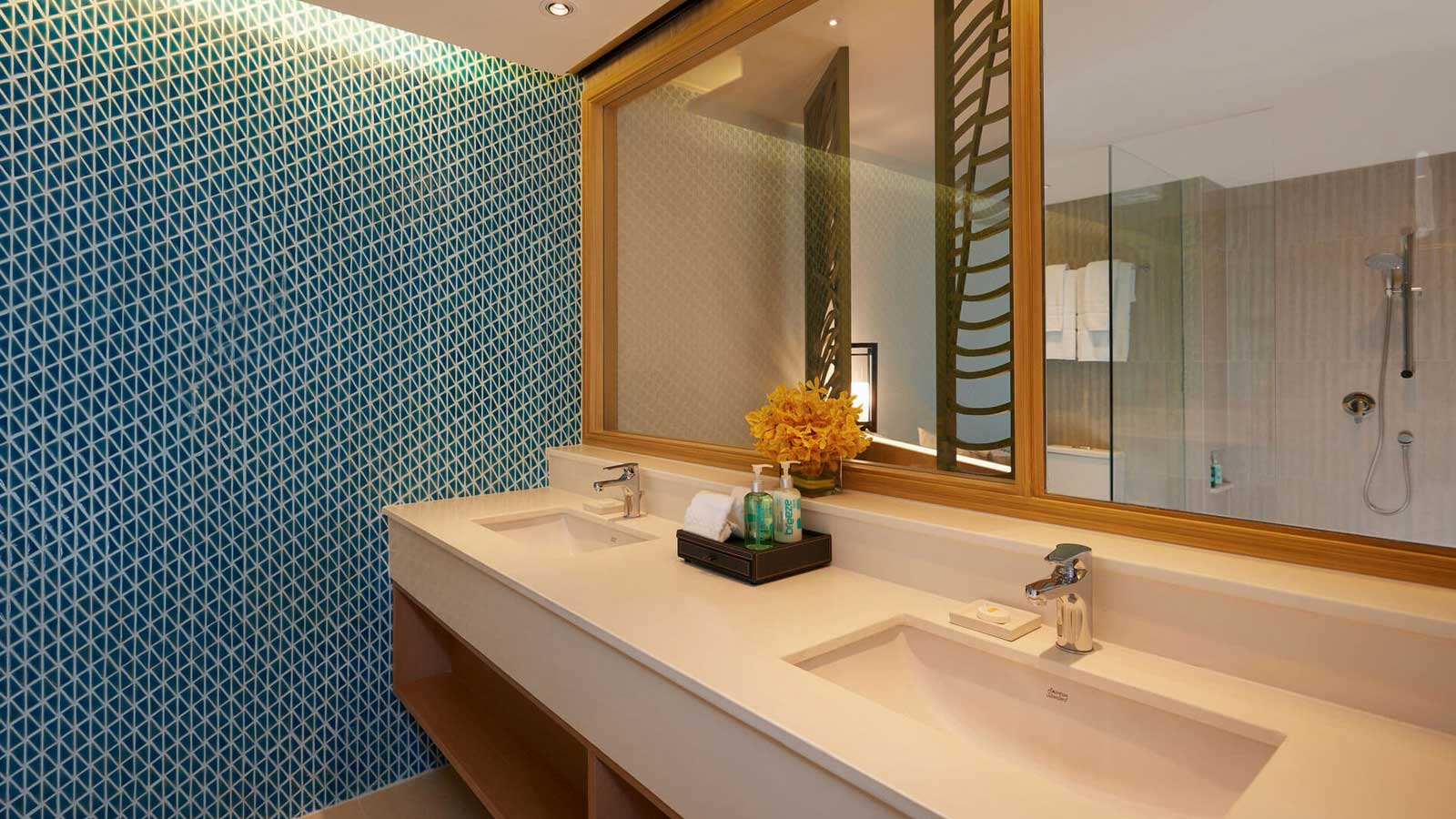 Bathroom in Grand Deluxe Ocean View