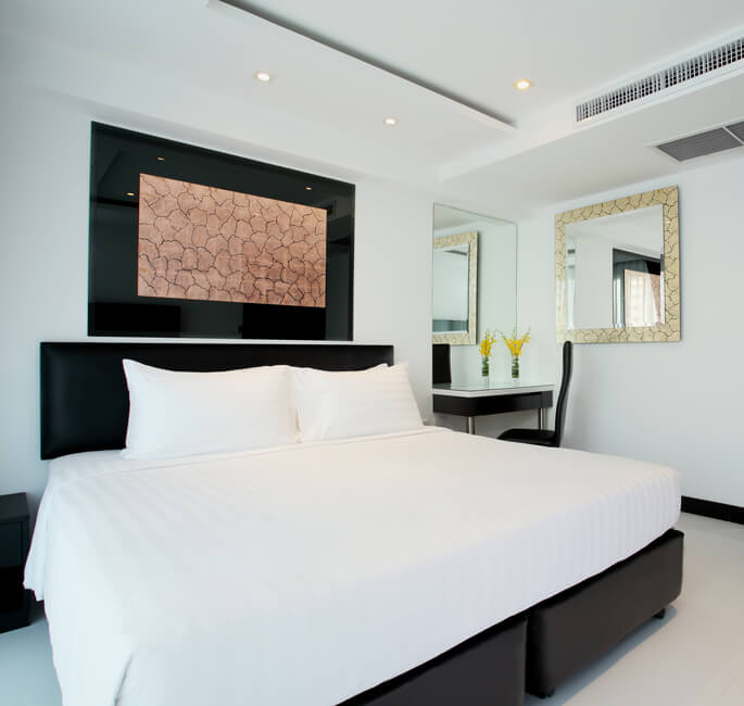 Stay - Amari Nova Suites Pattaya