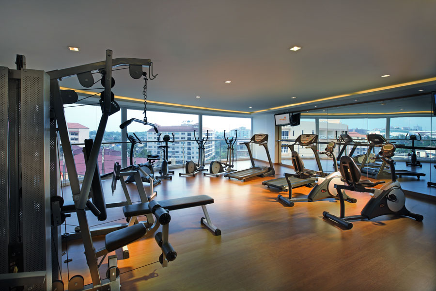 Pusat FIT - Amari Nova Suites Pattaya