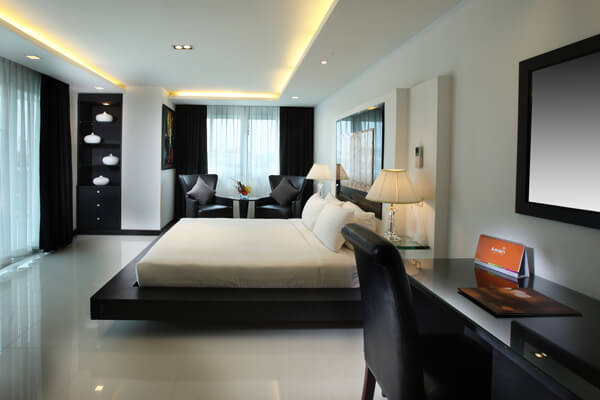 Three Bedroom Suite