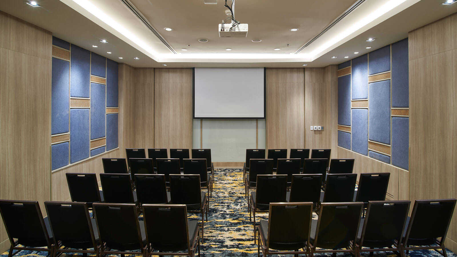 Set-up in meeting room - Amari Pattaya