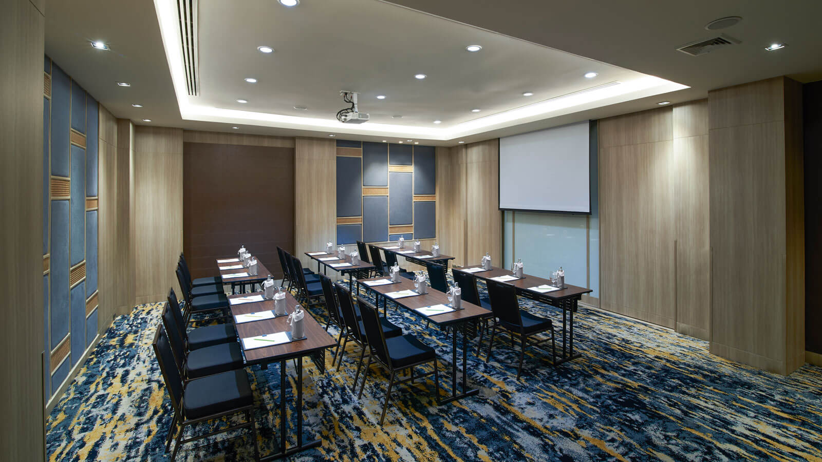 Details of meeting room - Amari Pattaya