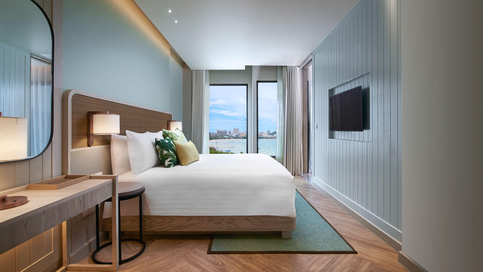 Second bedroom in Club Grand Amari Suite