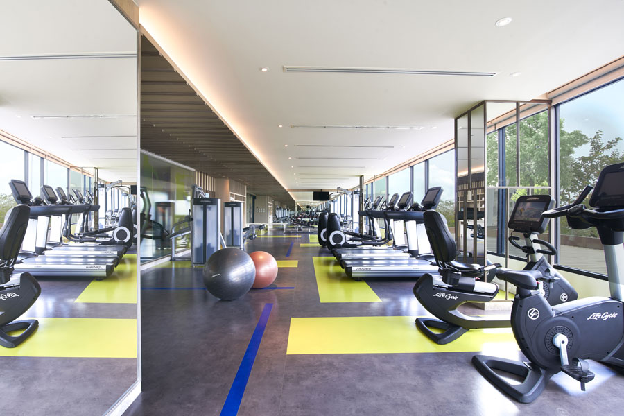 FIT Centre - Amari Pattaya