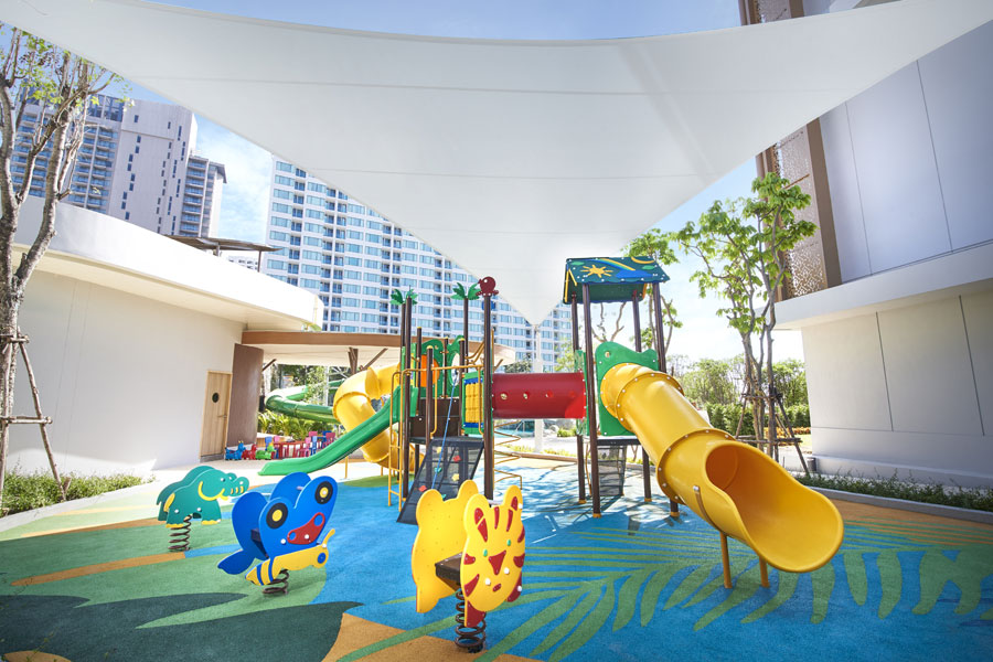 The Treehouse Kids Club - Amari Pattaya