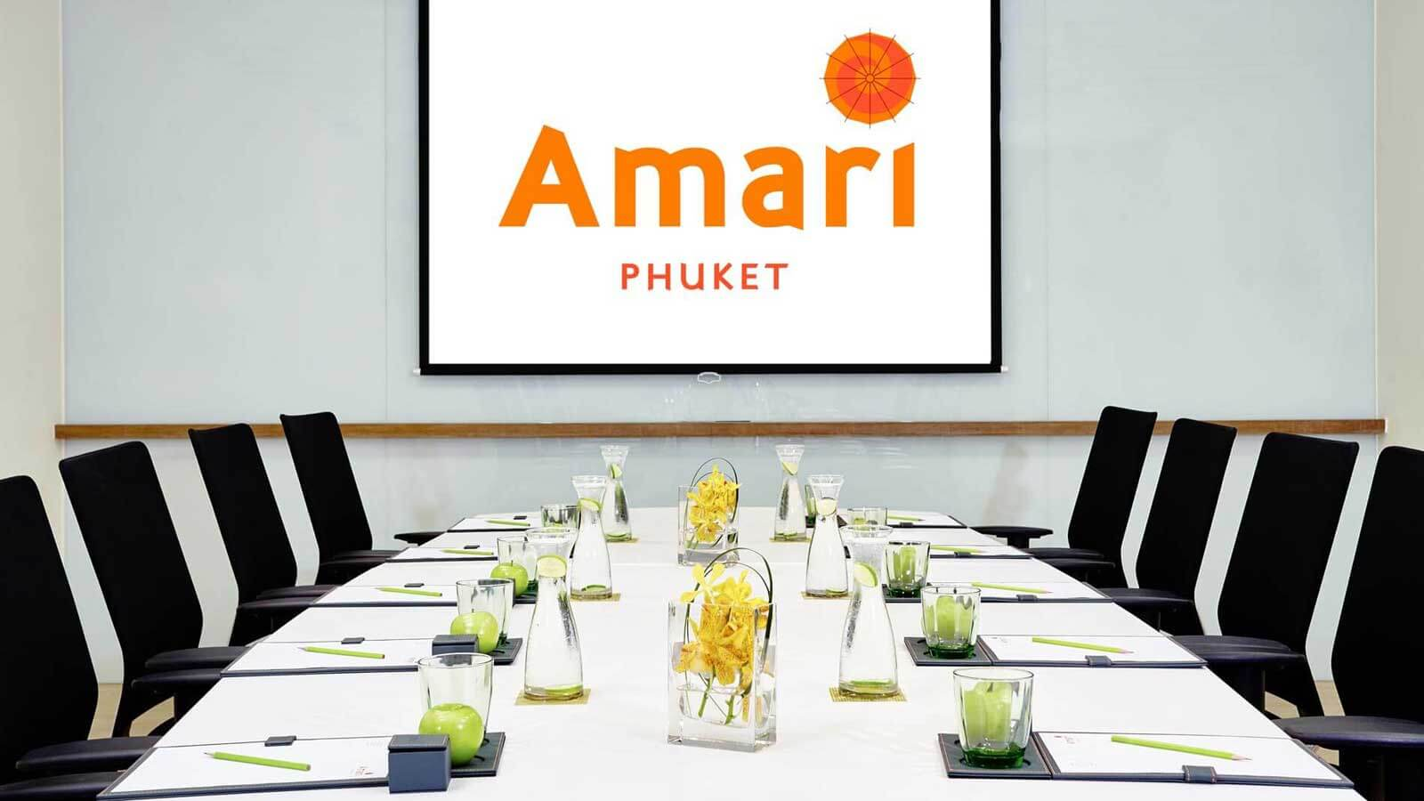 Boardroom at Amari Phuket