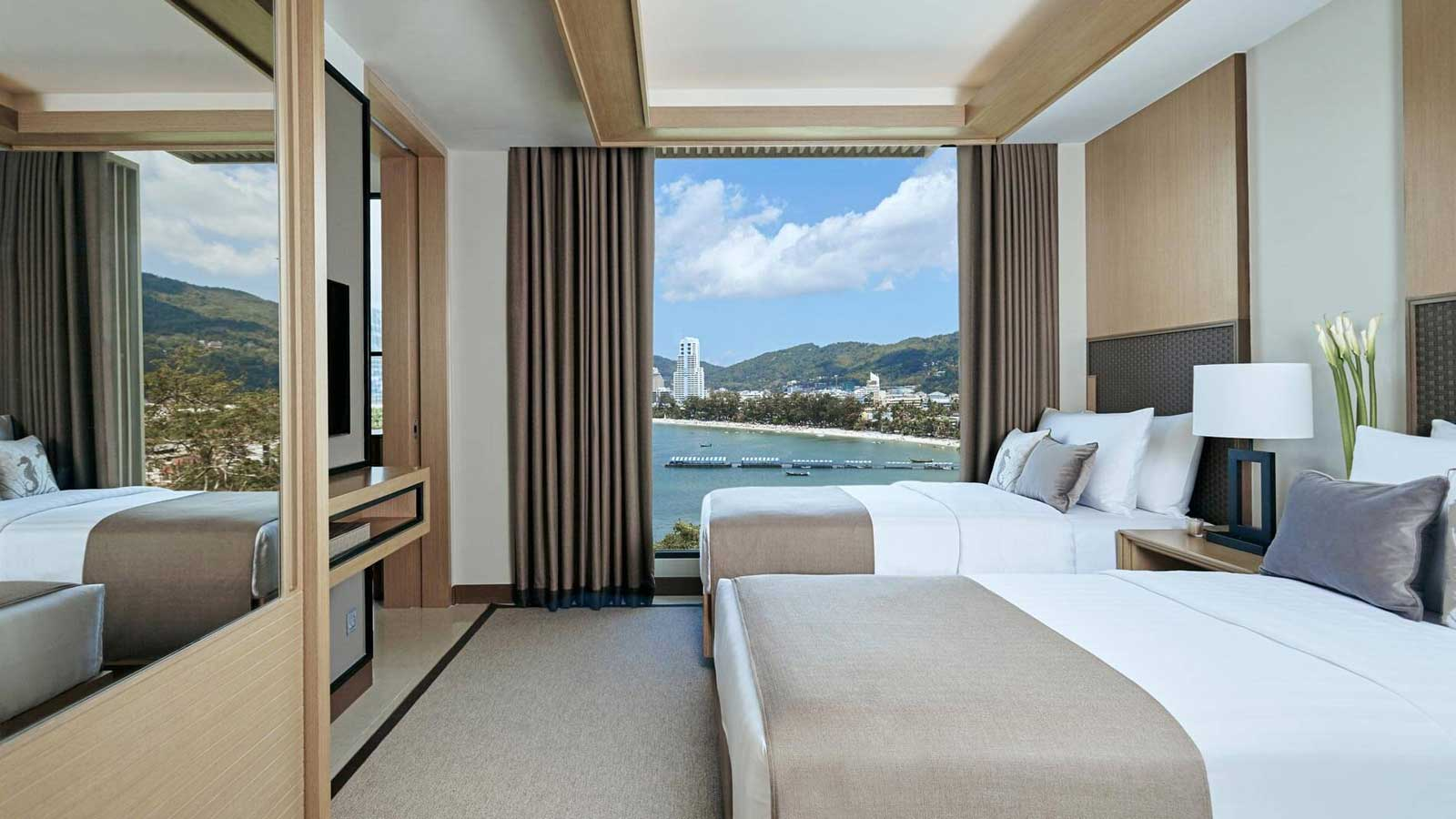 Two Bedroom Suite Club Ocean View