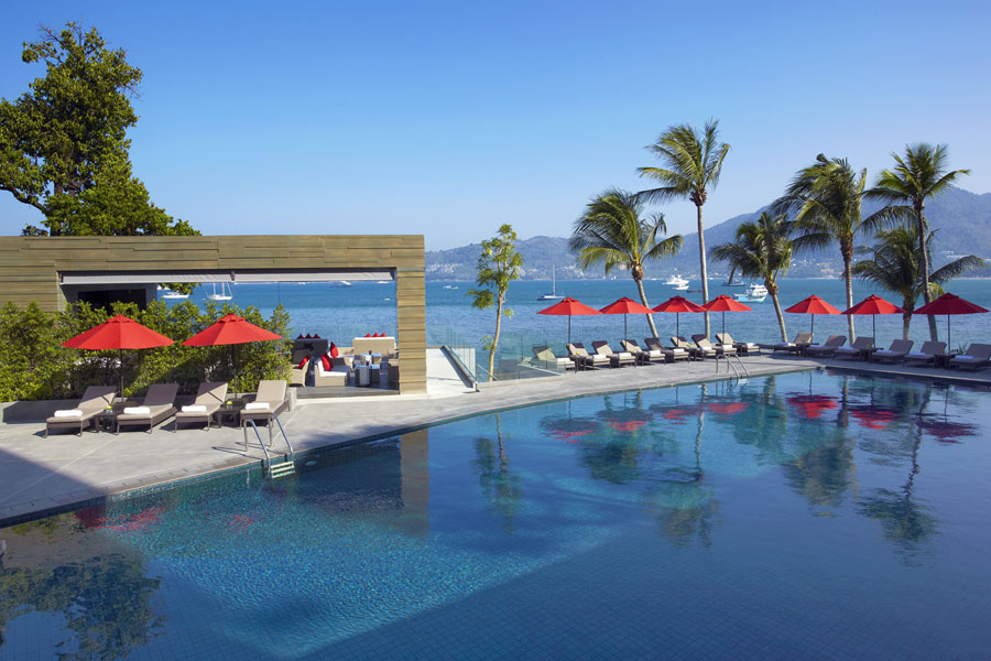 Swimming pools - Amari Phuket