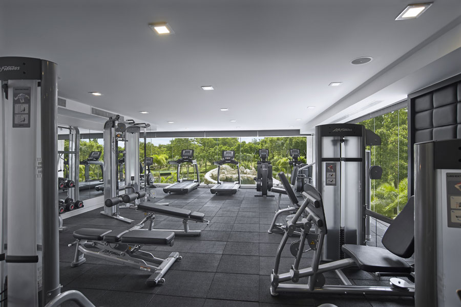 Pusat FIT - Amari Residences Pattaya
