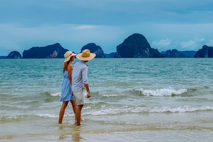 Couple Celebration Package - Amari Vogue Krabi