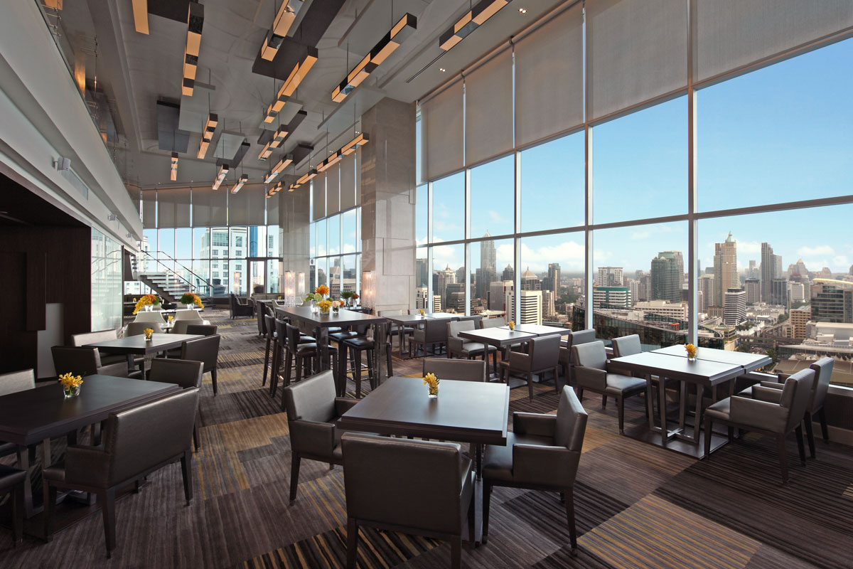 Executive Lounge - Amari Watergate Bangkok