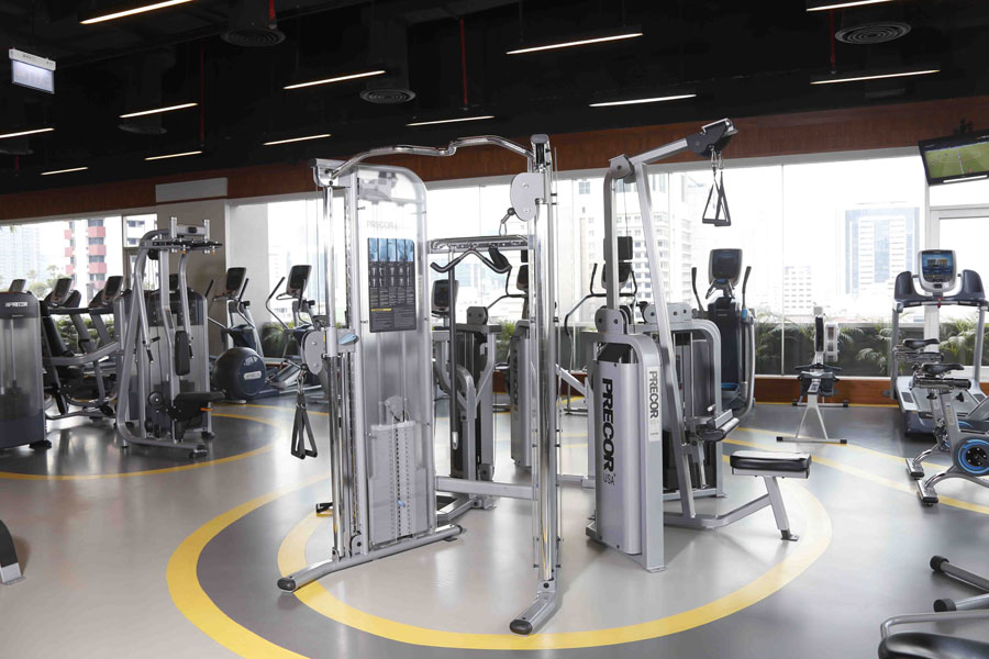 FIT Center - Amari Watergate Bangkok